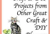Craft & DIY Projects from Other Great Craft & DIY Bloggers