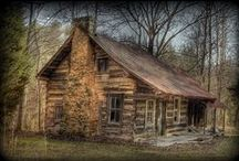 Houses from the past / by Jolynn Smith
