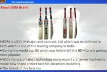 BDM Cricket Bats