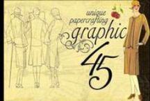 SCRAPBOOKING GRAPHIC 45