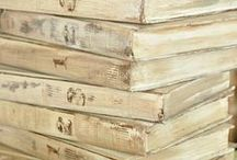 ALTERED BOOKS/NOTE BOOKS