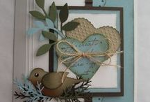 CARDS: STAMPIN' UP