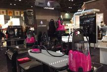 Laurastar Lift US launch / Laurastar Lift was introduced in the US durng the International Home and Houseware Show 2014