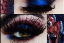creative and colorful makeup / by Daisy Leach