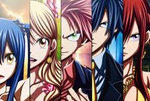 Fairy Tail / Fairy tail is the BEST!!  / by Black Star