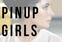 Pinups / Pinup and Vintage Dames