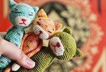 Crochet: Amineko Amigurumi / Lots and lots of gorgeous Aminekos