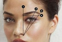 Eyebrows / We offer precision eyebrow waxing to enhance your natural beauty, as well as flattering brow makeup tips to frame your face.