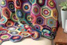 Crochet: Blanket Inspiration