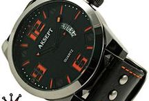 AKSEPT Men's Watches