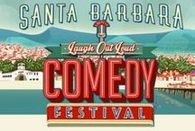Santa Barbara Comedy Fest / See clips and news from the Santa Barbara LOL Comedy Festival past and present. Also catch up on upcoming shows to premiere on TV from the SBLOLFEST and what's coming next from the SBLOLFEST!