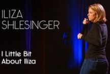 "Iliza Shlesinger / Iliza Shlesinger is the only female and youngest comedian to hold the winning title of NBC'S Last Comic Standing. She is on fire right now, literally with here new Netflix special appropriately titled: ""FREEZING HOT""."