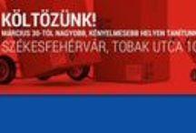 Nyelviskola költözés / 2015 július 27-től új helyen tanítunk angol és német nyelvet. Új címünk Deák Ferenc utca 13.