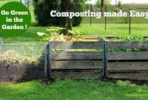 Composting / How to create a compost pile, diy composting bins, indoor composting in the kitchen, worm composting and more.  How to articles and the products to get the job done.