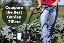 Garden Power Tools / The best power garden tools we use to maintain the garden. Rototillers, Edgers, Cultivators, Hedge Trimmers, Bulb Planters and more. Buying guides, how-to articles and reviews that compare the most popular tools we use to create amazing gardens and outdoor properties.