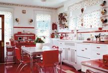 Vintage kitchen / My vintage collection  / by Christine bowden