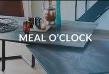 Meal O'Clock / Sabores & Valores