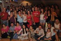 Nyelviskola Avató rendezvény / 2015 szeptember 18-án nyelviskola avató rendezvényt szerveztünk. Vendégünk volt Rakonczay Gábor óceáni evezős és vitorlázó.