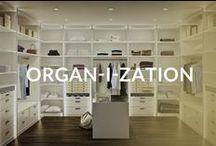 Organ-I-zation / Tudo no sítio para manhãs sem stresse
