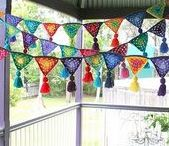 Crochet: Garlands and Bunting
