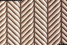 DUDEK projekt, Poland / Dekoracyjne, frezowane panele ścienne i meble, zrobione z drewna i MDFu. Decorative, wooden (+ MDF) wall panels and furniture