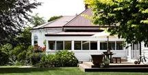 Tassie Farmhouse Inspiration / Just stuff I see that might inspire our thinking for Glenard.