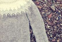 Knitting: Jumpers, cardigans & tops