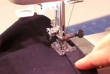 Sewing: Tutorials and tips