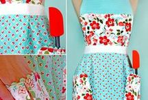 Sewing: Aprons & pinnies
