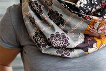 Sewing: Scarves & accessories