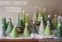 Christmas - Advent Calendar Ideas