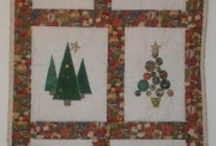Christmas Quilting