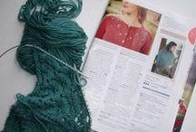 Knitting step by step / Εδώ θα βρεις οδηγίες για το ξεκίνημα σου στο πλέξιμο αλλά και άλλα ακόμα πιο εξειδικευμένα πράγματα γύρω από αυτό.