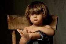 Retratos de Criança