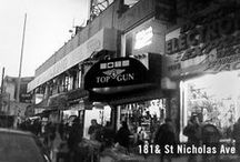 Beginnings  / Snap shots of our beginning days! #TopGunfashion
