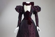RP the lady's wardrobe: Purple and Violet's / Lady Karin's purple and violet dresses
