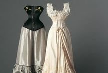 RP the lady's wardrobe: Underwear and Nightwear / Lady Karin's petticoats, stockings, corsets etc.