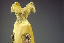 RP the lady's wardrobe: Yellows and Golds / Lady Karin's yellow and golden dresses