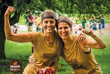 Flex Friday / Show us those MuckFest™ MS muscles! / by MuckFest MS