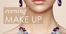 Evening Make Up / Look good day to night with these tutorials for the perfect evening makeup look.