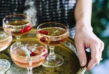 101 Ideas for a Holiday Party / Inspiration for throwing a festive Christmas or New Year's Eve fete.