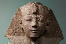 Ancient Egyptian Statuary / Pin dedicated to Ancient Egyptian Statuary