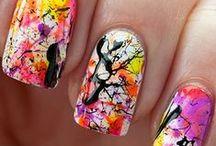 Nagels / Nails / Nagel Kunst / Nail Art