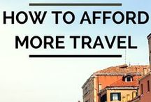 Travel Tips / Tips and tricks for traveling around the world on a budget.