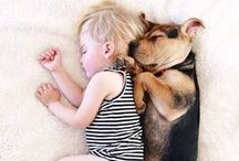 Dogs and Babies <3