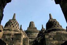 Borobudur Temple / by Stephanus Mardianto