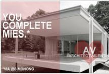 """Trust Me, I'm an """"Architect""""'s / If you are reading this message, it means you are awesome. Check out our other awesome categories. If you happened to have any tips or interesting experience or projects to share, beam it to me.  Cheers.  / by Stephanus Mardianto"""