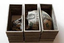 Art boxes / by Carmen Amilivia