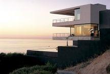 [Modern] Beach House ...a daydream / Life by the sea Interior & Exterior design.... / by Stephanus Mardianto