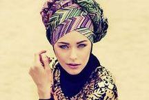 Colour Fashion Hijab